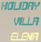 Villa Elena is the place for your holiday - HolidayVillaElena.com
